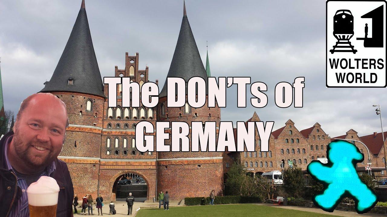 The Visit Deutsch