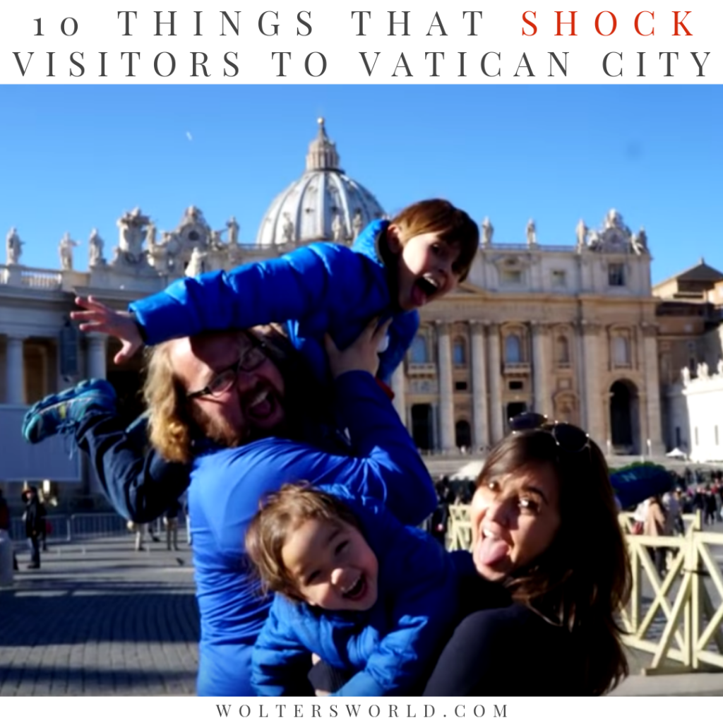 101 surprising facts about st peters and the vatican